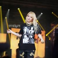 "[HQ FANTAKEN] Lovely CL at 2NE1's ""All Or Nothing"" Concert in Seoul Day 2 (Batch 2)"