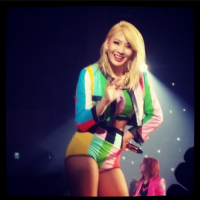"""[FANTAKEN] 140427 CL at """"All Or Nothing Concert in Taiwan (Day 2)"""