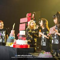 "[OFFICIAL PHOTOS] 140517 2NE1 at ""All Or Nothing"" in Manila Concert"