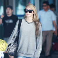 [HQ FANTAKEN] 140629 Simple CL Arriving at Incheon Airport From Singapore