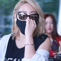 [HQ FANTAKEN] 140811 Beautiful CL Arriving at Incheon Airport Back from Vietnam