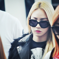 [FANTAKEN] 140912 CL at Incheon Airport Heading to Singapore