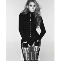 [INSTAGRAM] 140923 CL Uploads A Cover Of Her On Elle Korea And Tell Fans To Check It Out