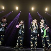 "[VIDEOS] 141114 2NE1's ""All Or Nothing"" Concert in Japan (Full)"
